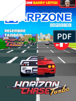 Revista WarpZone Especial 01 Horizon Chase