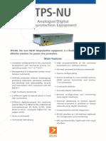 TPS-NU_Analogue Digital protection equipment.pdf