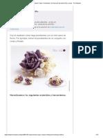 Master Class_ Pendientes Con Fresia de Porcelana Fría y Rosas - Fair Masters