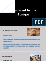 1-medieval art in europe assignments