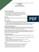 aaron santellan current resume