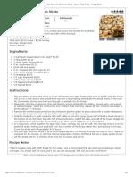 Swiss and Mushroom Strata - Budget Bytes