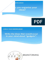 PPT Brainstorming