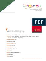 Territorios de La Infancia Dialogos Entre Arquitectura y Pedagogia