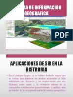 Sistema de Informacion Geografica