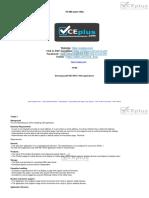 Microsoft.braindumps.70 486.v2018!09!19.by.grant.100q