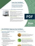 BiOWiSH Agronomy Benefits - Crop Liquid