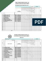 Borang Pendaftaran Balapan Dan Padang 2017 Rumah Kuning