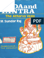 Veda and Tantra - The Atharva Veda