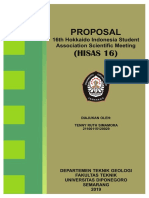 Cover Proposal Hisas