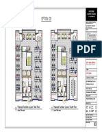 Approved Layout 3rd and 4th Floor (2)