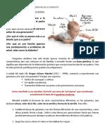 2. Las Determinaciones Geneticas de La Conducta