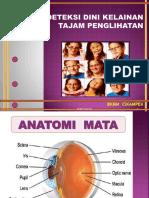 Praktek Tajam Penglihatan