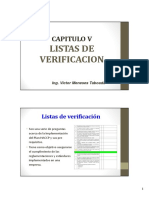 Lista de Verificacion Vm (Presentacion)