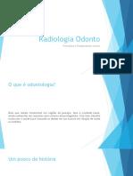 Odonto radiologia introdução