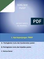 soal test PMKP