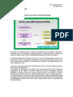Proceso de Evaluacion y Retroalimentacion
