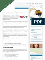 Qué es la Web 20