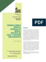 Fisiopatologia Del Prurigo