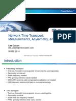 5-2 Microsemi Cosart TimingMeasurementsMetrics