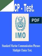 VHF-SMCP-Test-1 Pdf