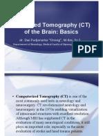Basic of Brain CT