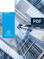 Thyssenkrupp Twin Elevator Planning Guide