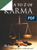 The A to Z of Karma