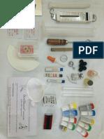 Dr. Homi Bhabha Practical Exam Experiment Booklet
