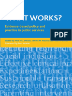 What Woks - Evidence-based Policy and Practice in Public Services (2018!08!27 04-20-05 UTC)