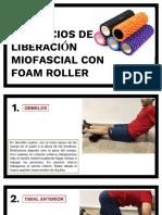 Ejercicios Con Foam Roller