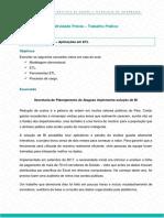 Atividade Prévia - ETL