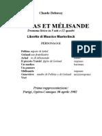 Debussy C. - Pelleas et Melisande Libretto.pdf