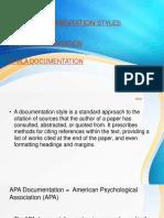 DOCUMENTATION STYLES.pptx