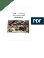 UFCD 0368 _Controlo e Armazenagem de Mercadorias