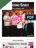 Fighting Spirit - Cancer Awareness 2010