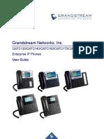 Gxp21xx User Guide