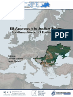 CRPE book_EU APPROACH TO JUSTICE REFORM  IN SOUTHEASTERN AND EASTERN EUROPE