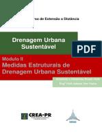 Apostila Curso EAD CREA - Módulo II_Medidas Estruturais de Drenagem Urbana Sustentável