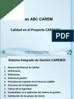 Presentación Gestión de Calidad ABC09112012 Numerado