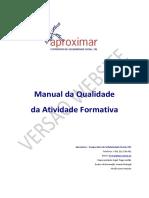 Manual Qualidade Atividade Formativa