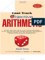 Fastrack Objective Mathematics by Rajesh Varma