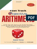 Fastrack Objective Mathematics by Rajesh Varma