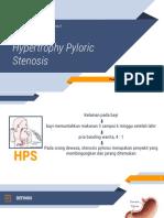 Referat Hypertrophy Pyloric Stenosis