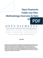 Open Payments Data Dictionary