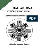 Ciudad Andina. Simbólicas y Técnicas