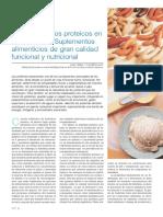 Hidrolizados Proteicos Articulo