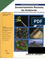 Sensoriamento Remoto Do Ambiente - Uma Perspectiva Em Recursos Naturais - Jensen (2009)