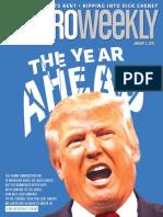 The Year Ahead - Metro Weekly - Jan. 3, 2019