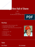 hall of shame presentation
